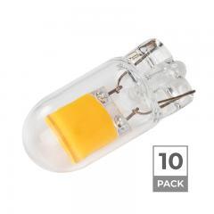 194 LED Bulb - COB LED - T3.25 Miniature Wedge Base - 135 Lumens