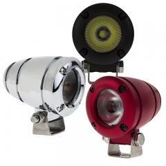"2"" Round LED Golf Cart Lights - 7W - 700 Lumens"