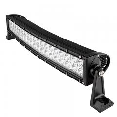 "20"" Curved Off-Road LED Light Bar - 100W - 9,600 Lumens"