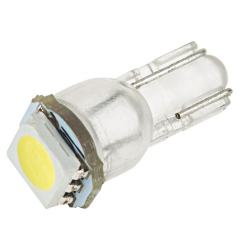 24 LED Bulb - 1 SMD LED - Miniature Wedge Base