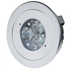"2.625"" LED Recessed Light Fixture - 25 Watt Equivalent - 235 Lumens"