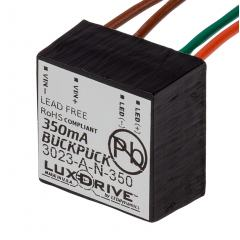BuckPuck AC Driver - Wire Leads, No Trim Pot