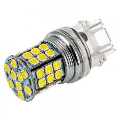 3156 LED Bulb - 45 SMD LED Tower - Wedge Base
