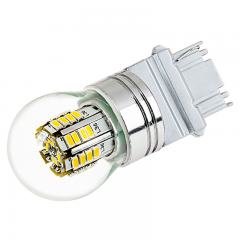 3156 LED Bulb w/ Stock Cover - 36 SMD LED Tower - Wedge Base