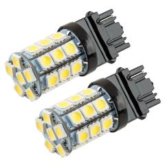 3156 LED Bulb - 27 SMD LED Tower - Wedge Base
