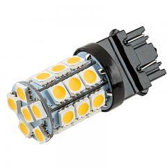 3156/3157 CK LED Bulb - Dual Function 27 SMD LED Tower - Wedge Base