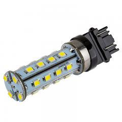 3157 LED Bulb - Dual Function 28 SMD LED Tower - Wedge Base