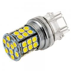 3157 CK LED Bulb - Dual Function 45 SMD LED Tower - Wedge Base