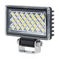 "Mini Off-Road LED Work Light/LED Driving Light - 3.5"" Rectangular - 5W - 725 Lumens"