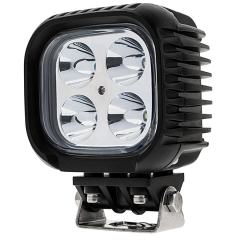 "Off-Road LED Work Light/LED Driving Light - 5"" Square - 32W - 4000 Lumens"