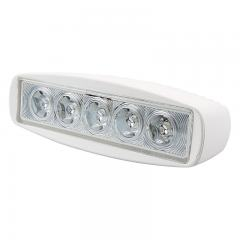 "LED Boat Light - 6"" Oval Spot or Spreader Light - 12W - 780 Lumens"