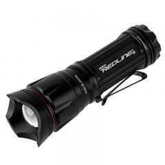 LED Flashlight - NEBO REDLINE OC Optimized Clarity Tactical Flashlight with Strobe Mode - 200 Lumens