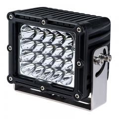 "Off-Road LED Work Light - 6.5"" Rectangular Super Duty Spot Light - 88W - 7,300 Lumens"