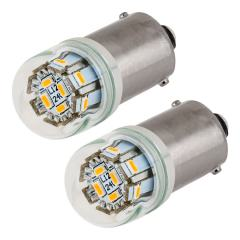 67 LED Light Bulb - (12) SMD LED Tower - BA15S Base