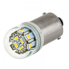 67 LED Boat and RV Light Bulb - 12 LED Tower - BA15S Retrofit - 125 Lumens