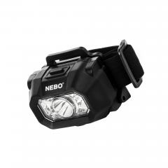 NEBO LED Headlamp - Certified Intrinsically Safe - 200 Lumens