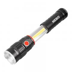 LED Flashlight/Work Light - NEBO SLYDE+ - 400 Lumens