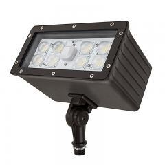 70 Watt Knuckle-Mount LED Flood Light - 6,980 Lumens - 175W MH Equivalent - 5000K/4000K