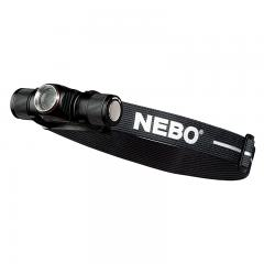 NEBO TRANSCEND - Rechargeable Headlamp and Flashlight - 1000 Lumens