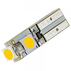 74 LED Bulb - 3 SMD LED - Miniature Wedge Base