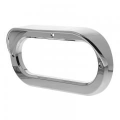 PT Series Chrome Bezel with Hood