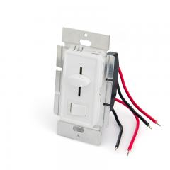 SLVDx-60W LED Switch and Dimmer for Standard Wall Switch Box