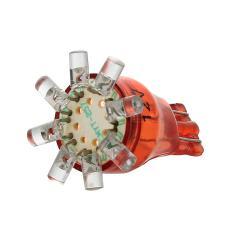8 LED Malibu Landscape Light Bulb - Miniature Wedge Retrofit - 39 Lumens