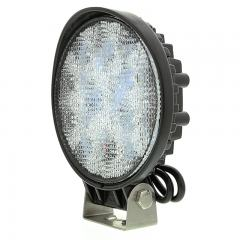 "Off-Road LED Work Light/LED Driving Light - 5.5"" Round - 19W - 2,025 Lumens"