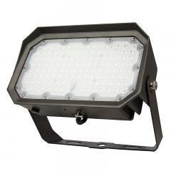 100W Yoke Mount LED Flood Light - 400W Equivalent - 13000 Lumens
