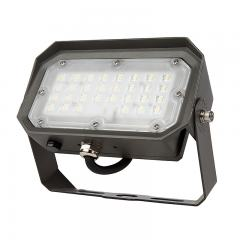 30W Yoke Mount LED Flood Light - 100W Equivalent - 3600 Lumens