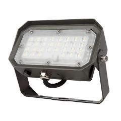 30W Yoke Mount LED Flood Light - 100W Equivalent - 3600 Lumens