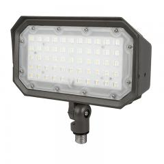 50W Knuckle Mount LED Flood Light - 150W Equivalent - 6000 Lumens