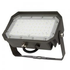 50W Yoke Mount LED Flood Light - 150W Equivalent - 6000 Lumens