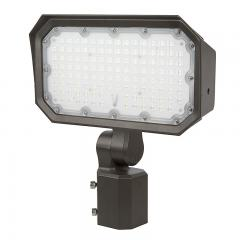 70W Slipfitter Mount LED Flood Light - 250W Equivalent - 9100 Lumens