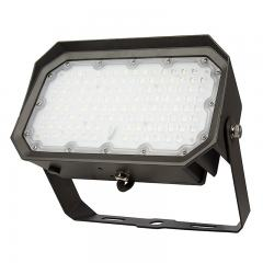 70W Yoke Mount LED Flood Light - 250W Equivalent - 9100 Lumens