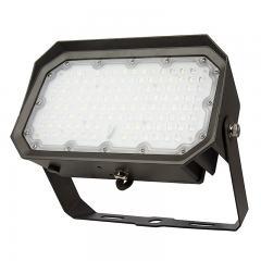 70W Yoke Mount LED Flood Light - 250W Equivalent - 9100 Lumens
