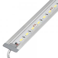 Linear LED Light Bar Fixture w/ DC Barrel Connectors - Flush Mount - 1,440 Lumens
