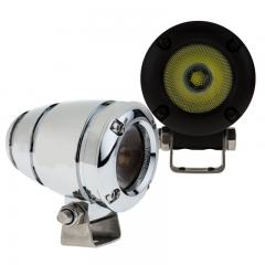 "LED Light Pod - 2"" Round LED Off-Road Work Light - 7W - 700 Lumens"