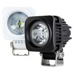 "LED Golf Cart Light - 2"" Square - 10W"
