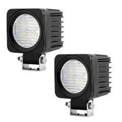 """LED Light Pods - 2-1/2"""" Square LED Work Light - 880 Lumens"""