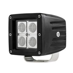"LED Light Pod - 3"" Square LED Work Light - 13W - 678 Lumens"