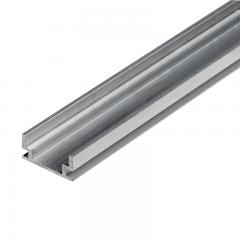 Heavy Duty Low Profile Aluminum Profile Housing for LED Strip Lights - KLUS HR-ALU Series