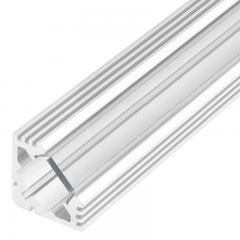 Corner Aluminum LED Strip Channel - Surface Mount LED Extrusion - KLUS 45-ALU Series