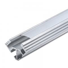 Corner Accent Aluminum Profile Housing for LED Strip Lights - KLUS TAN-C5 Eco Series