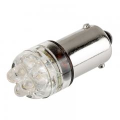 BA9s LED Boat and RV Light Bulb - 4 LED - BA9s Retrofit