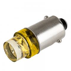 BA9s LED Bulb - 1 LED - BA9s Bulb