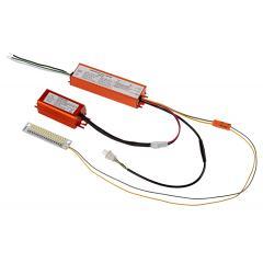 LED Emergency Battery Backup Lighting Kit - 6W - 760 lumens