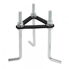 BLRB Concrete Anchor Mounting Bracket for New Pour Installations - for BLRB series Bollard Light