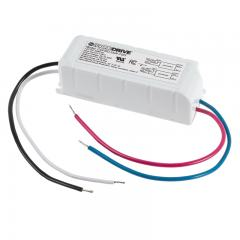 CCPSD series Constant Current LED Driver - DiodeDrive® - TRIAC Dimmable - 25W - 700mA - 25-35 VDC