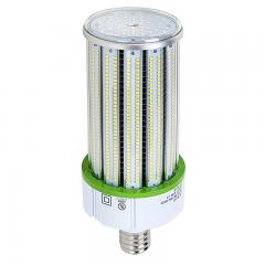 120W LED Corn Bulb - 16,400 Lumens - 400W Equivalent Metal Halide - E39 Mogul Base - 5000K